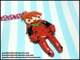 Asuka Necklace by GrandmaThunderpants