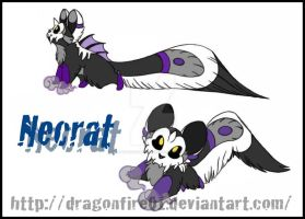 Necrat by DracoFeathers