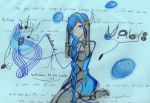 ALYS the fench vocaloid :B by Puyu-kayue