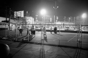 Basketball at 2AM by ryribe