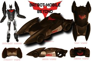 Batbot-mobile Beyond by advs14u2nv