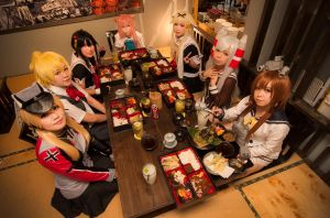 Kantai Gathering by AlienZai