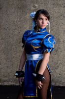 Chun Li - Street Fighter. III by shootingme