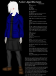 [CP Reference] Amber Richards / Anonymous by Requiem-of-Ice