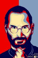Steve Jobs by willDesignGraphics