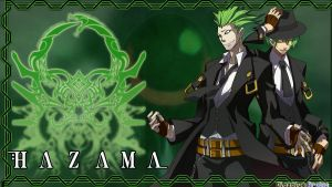 Hazama by DarkWing-ZER0O