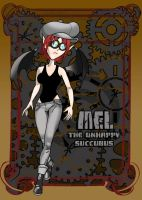 Commission:  Mel Card by bogmonster