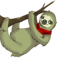 Sloth by belcpo