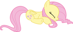 Project 1 - Fluttershy by Powerpuncher