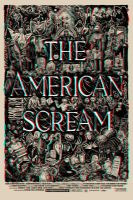 The American Scream poster 3-D conversion by MVRamsey