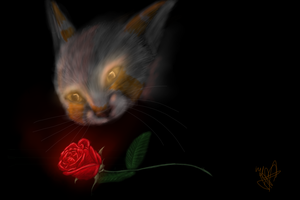 The Rose... by Neko-longtail