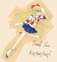 Thank You, KinKonKan by JojoJubble