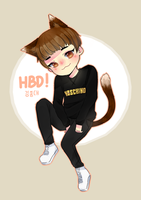 Happy Chen Day!! by poohzuru