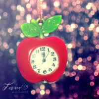 A p p l e time by GiuliaDepoliART
