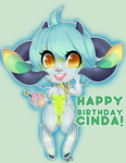 CinqaGoatBoober by officialspindy