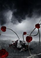 Rose of Sadness by UnKnown-Designer092