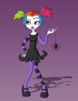 Creepie - MH Style by Lilnanny