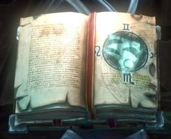 Tome of Frozen soul by isaac77598