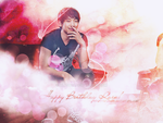 Happy Birthday Rain by Alysu08