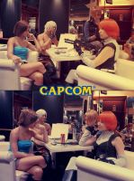 Simply Capcom by SenninUzumaki