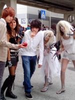 witches and Death note by Kalix5
