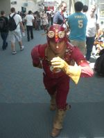 Steampunk Flash by OPlover