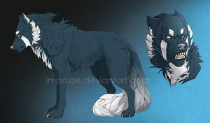 SOLD: Character Design by impalae