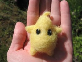 Yellow Luma by Elfs-Toyshop