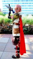Otakon 2011 Lightning v2 by DarkGyraen