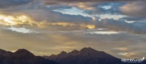 Morning Time Across the Wasatch by mjohanson