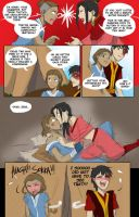 Kiss Meme: Azula x Sokka by laurbits
