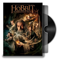 The Hobbit The Desolation Of Smaug -DVDC by prestigee