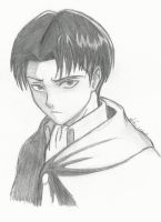 AOT: Levi by Maygirl96