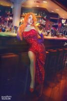 Jessica Rabbit by DannyBocabit