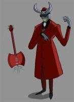 Marceline's Bass by SIRCollection