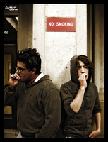 No Smoking by antianthem45