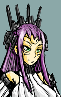 Android Bust 29-06-2014 by Endless-warr