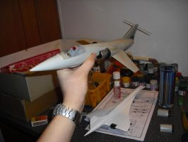 Starfighter Work In Process by SindreAHN