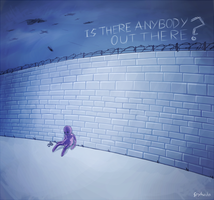 Is There Anybody Out There? by Spyhedg