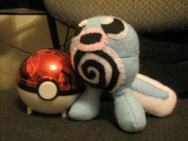 Poliwag Plush by Vulpes-Canis