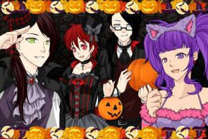 Happy Halloween!!!!!!!!!!!!!!!!!!!!!!!!!!!!!!!!!!! by darkwaterlilly