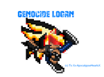 Genocide Logan The Novahog by Xx-ApocalypseHeartxX