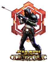 SWTOR: Imperial Agent Banner by Nightseye