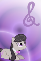 Octavia iPhone Background by emmatheweirdo