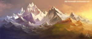 Mountain by Overweight-Cat