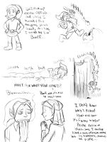 The Legend of Barf by anniemae04