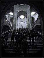 Stairway to victory. by feudal89