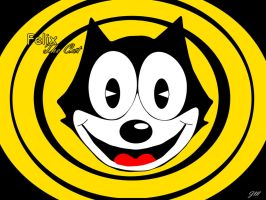 Felix The Cat by ChangeWHQ