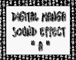 Digital Manga Sound Effect  1 by bakenekogirl