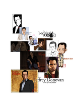 JD art Collage - Vids Included by InvisibleRainArt